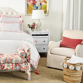 Ariana Tassel & Embroidery Bedding