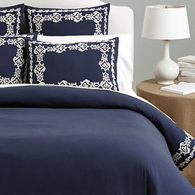 Palermo Embroidered Bedding