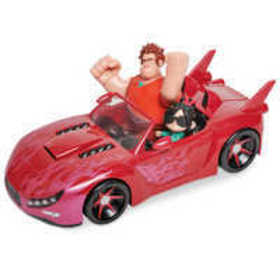 Disney Feature Slaughter Race Vehicle Set - Ralph