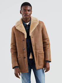 Levi's Shearling Ranch Coat