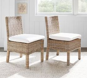 Pottery Barn Maya Dining Chair
