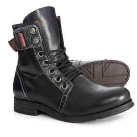 Fly London Made in Portugal Stay Boots - Leather (
