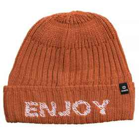 Chaos Tiffany Embroidered Cuffed Beanie (For Women