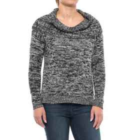 Chelsea & Theodore Cowl Neck Sweater (For Women) i