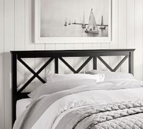 Pottery Barn Clara Lattice Headboard