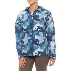 Gramicci Apricity Trail Jacket (For Women) in Blue