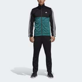Adidas Back 2 Basics 3-Stripes Track Suit
