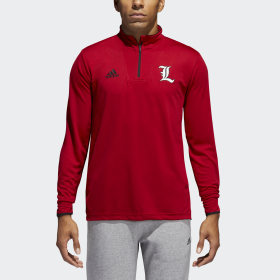 Adidas Cardinals Quarter Zip