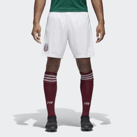 Adidas Mexico Home Replica Shorts