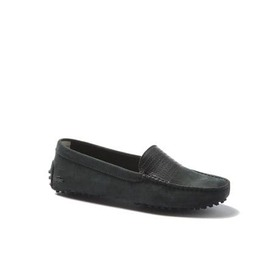 Lacoste Women's Couvel Leather Slip-ons