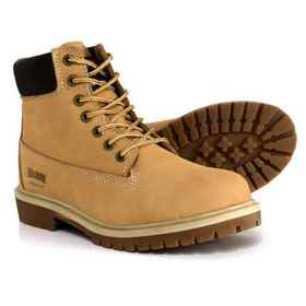 Magnum Foreman Leather Work Boots - Waterproof, In