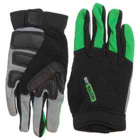 Hestra Indium Gloves (For Men and Women) in Green/
