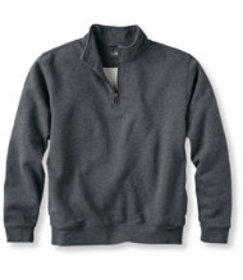 LL Bean Athletic Sweats, Traditional Fit Quarter-Z