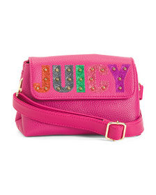 JUICY COUTURE Rock Candy Convertible Belt Bag