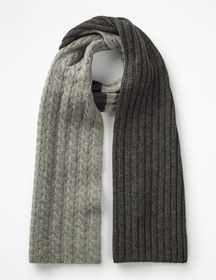 Boden Cable Scarf