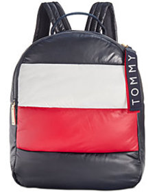 Tommy Hilfiger Ames Puffy Nylon Backpack