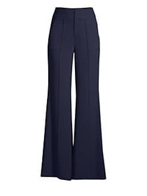 Alice + Olivia Dylan Relaxed High-Waist Wide Leg F