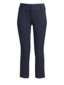 Alice + Olivia Stacey Slim Ankle Pants SAPPHIRE