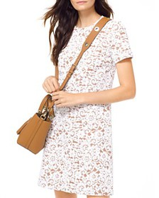 MICHAEL Michael Kors - Floral Lace Dress