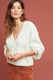 Anthropologie Abby Sweater