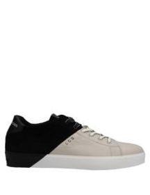 LEATHER CROWN - Sneakers