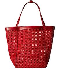 Elizabeth and James Woven Teller Tote
