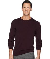 Perry Ellis Jersey Knit Crew Neck Sweater