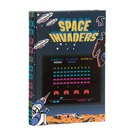 Space Invaders Classic Journal - Exclusive