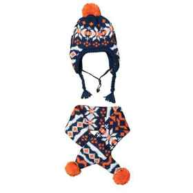 JLA Friends Forever Doggy Hat and Scarf Set - Smal