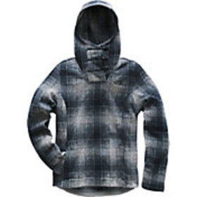The North Face Women's Crescent Hooded Fleece Pull