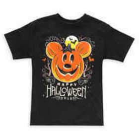 Disney Mickey Mouse Halloween T-Shirt for Kids - W