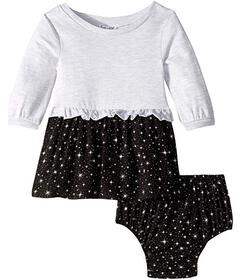 Splendid Littles Star Print Dress (Infant)