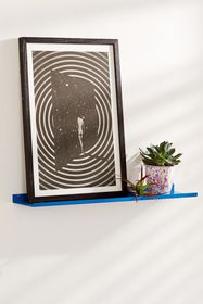 Neon Metal Shelf