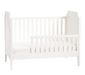 Pottery Barn Taryn Toddler Bed Conversion Kit