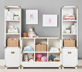 Pottery Barn Build Your Own Gemma Wall System