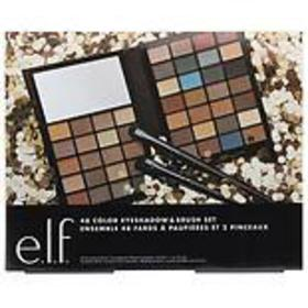 e.l.f. 48 Color Eyshadow And Brush Set