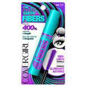 CoverGirl The Super Sizer Fibers Mascara Brown