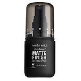 Wet n Wild Photo Focus Matte Setting Spray Matte A
