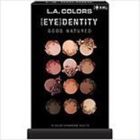 L.A. Colors 12-Color Eyedentity Eyeshadow Palette