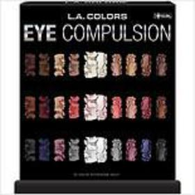 L.A. Colors 30 Color Eye Compulsion Eyeshadow Vaul