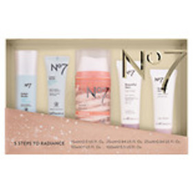 No7 5 Steps to Radiance ($34.50 value)