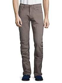 7 For All Mankind Straight Twill Colored Jeans GOT