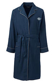 Lands End Men's Flannel Robe