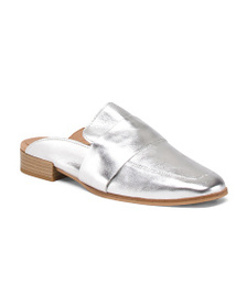 FREE PEOPLE Made In Spain At Ease Leather Loafers