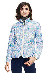 Lands End Women's Lightweight Primaloft Jacket