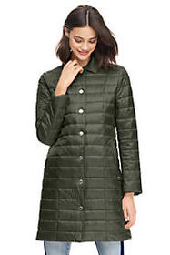 Lands End Women's Lightweight Primaloft Coat