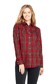 Lands End Women's Supima Cotton No Iron Shirt