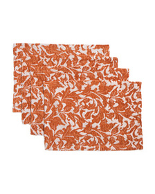 JMB Made In India 4pc Alexa Placemats