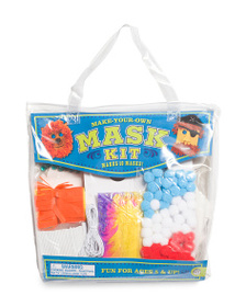 MINDWARE Discoveries Make Your Own Mask Kit