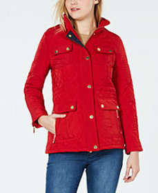 MICHAEL Michael Kors Quilted Coat